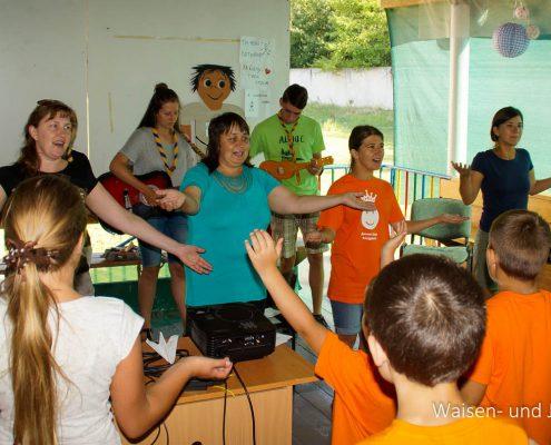 Waisenhilfe Ukraine